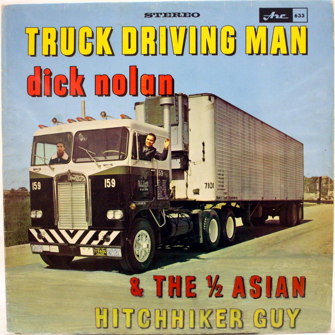Truck Driving Man